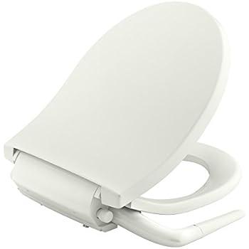 Kohler K 76923 96 Puretide Round Front Manual Bidet Toilet