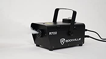 Rockville R700 Fogsmoke Machine Wremote Quick Heatup, Thick Fog! 4