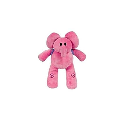 Pocoyo and Friends Mini Plush Characters - Elly