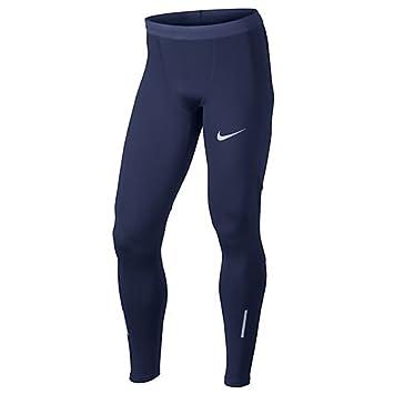 Compresión Nk Mallas Power Nike De Azul Pantalones M Tech Hombre USaYq