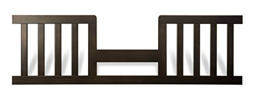 Child Craft Todder Bed Guard Rail for Camden, Coventry, Stanford, Watterson Cribs, Slate Finish ()