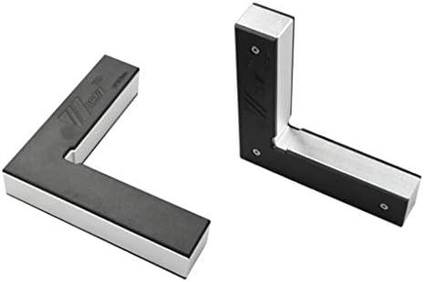 直角 ポジショニング 位置決めスクエア 正方形 127 x 30 x 25 mm 2個入り 実用性