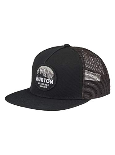 Burton Marble Head, True Black W19, One Size ()