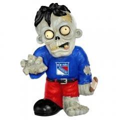 New York Rangers NHL Zombie Figurine Sports Collectible Halloween Decor ~CecietCela
