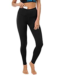 FIRM ABS Women Power Flex Yoga Pants Workout Running Tights High Waist Leggings