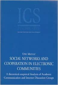 Social Networks and Cooperation in Electronic Communities
