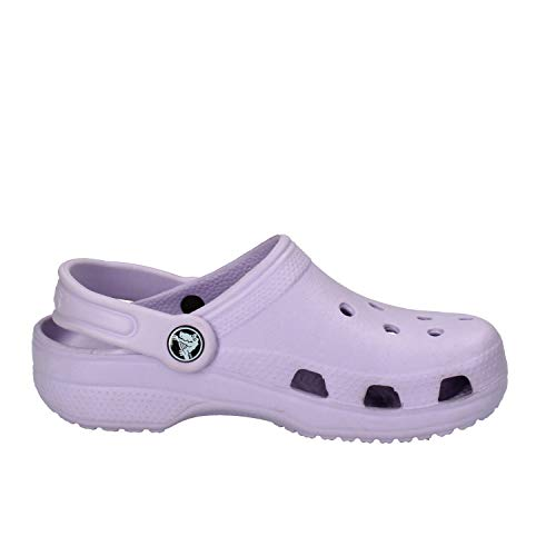 Niñas Crocs Caucho Caucho Sandalias Crocs Lila Niñas Sandalias Crocs Lila Sandalias Niñas HzZAqOZ