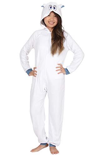 Smallfoot 'Migo' Once Piece Costume Pajama Set ()