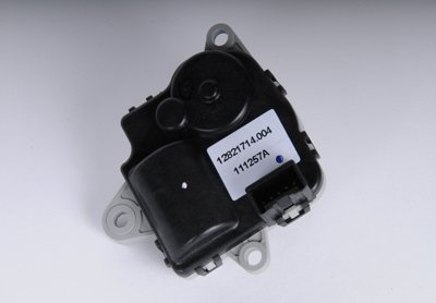 ACDelco 15-73981 GM Original Equipment Temperature Mode Valve Actuator Assembly