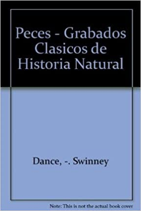 Peces - Grabados Clasicos de Historia Natural (Spanish Edition)