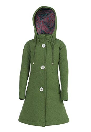 Girl - Superlight Goose-Feather trenchcoat/manteau from Yvette LIBBY N