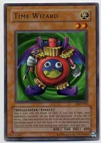 Yu-Gi-Oh! - Time Wizard (MRD-065) - Metal Raiders - Unlimited Edition - Ultra Rare ()