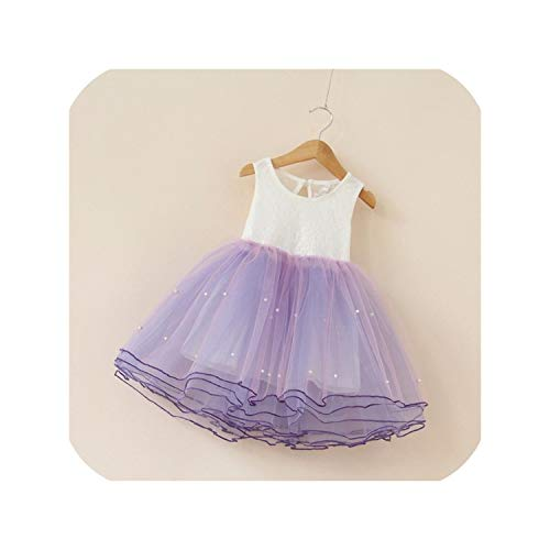 Asian Indian Princess Costumes - Summer Dresses for Girl White Beading