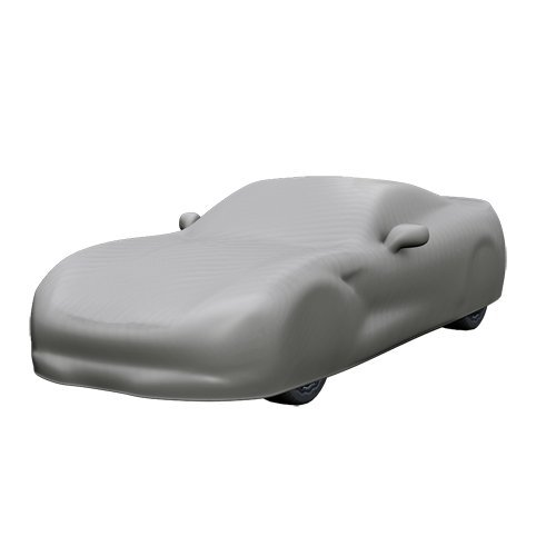 CoverMaster Gold Shield Car Cover for Chevrolet Corvette Convertible - 5 Layer 100% (1996 Chevrolet Corvette Convertible)