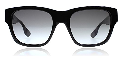 Sunglasses Alexander McQueen MQ 0028 S- 001 BLACK / GREY (Mcq Uk)