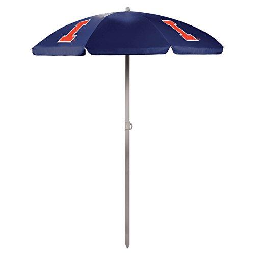 NCAA Illinois Fighting Illini Portable Sunshade Umbrella