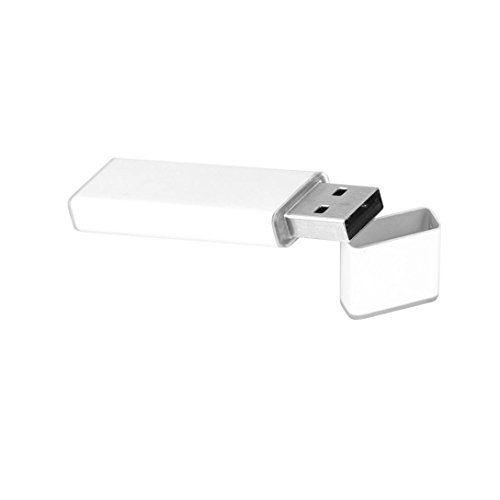Price comparison product image Hot Sale!U Disk, Aluminum Alloy High Speed USB2.0 Flash Storage Drive Memory Stick U-Disk by Sunfei (8G, Silver)