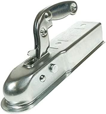 MP71503 50MM PRESSED STEEL HITCH FOR 60MM DRAWBARS