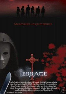 English Terrace - The terrace