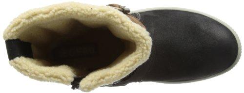 Legero Taro 901 Damen Chukka Boots Schwarz