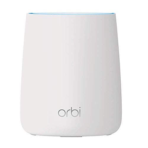 NETGEAR Orbi Whole Home Mesh-Ready WiFi Router - for speeds up to 2.2 Gbps Over 2,000 sq. feet, AC2200 (RBR20) from NETGEAR