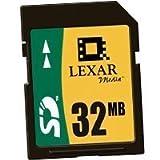 Lexar 32MB SD Card (KDFSD32BBC)