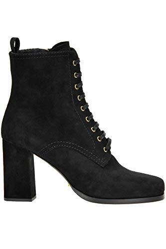 Mcglcas000004039i Bottines Car Suède Noir Shoe Femme RTT4v