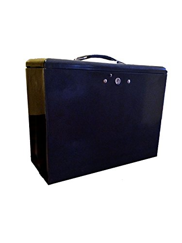 Learn Lock 7148D Locking Steel Security File Box