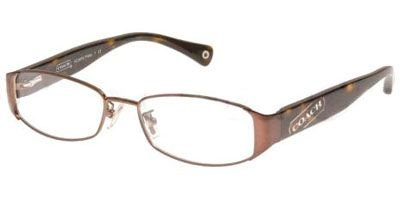 Composite Coach - Coach Eyeglasses HC 5019 BROWN 9076 HC5019
