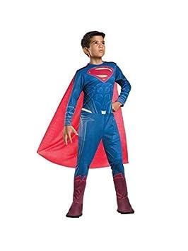 DISBACANAL Disfraz Superman Infantil Batman Vs Superman - -, 8-10 ...