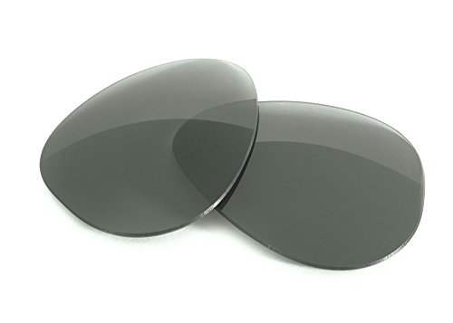FUSE Lenses for Ray-Ban RB8313 (61mm) G15 Tint Replacement Lenses