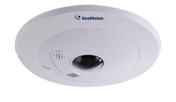 Geovision GV-FE3402 Cámara de seguridad IP Interior Almohadilla Blanco: Amazon.es: Electrónica
