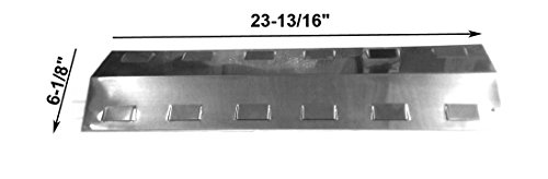 UPC 623004008607, Heat Shield For Kenmore 16105, 16103, 415.16105, 415.16103, Charbroil 463720114, 463731008, 463731208, 4463720412 Grill Models