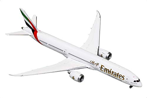 GeminiJets Emirates B787-10 Dreamliner 1:400 Scale Diecast Model Airplane (Emirates 1 400)