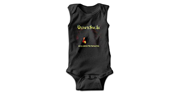 BenGalsworthy Tame Impala Music Band Sleeveless Baby Bodysuit Lightweight Baby Toddlers Jumpsuit Gift