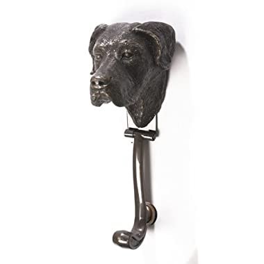 Pedigree Dog Collection - Great Dane - Door Knocker by Black Country Metal Works