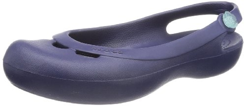Crocs Navy Femme Jayna Ballerines nautical Bleu wqwZPOx