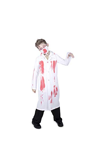 Boy's Scary Zombie Doctor - for Halloween Costume Party Accessory - Extra Large