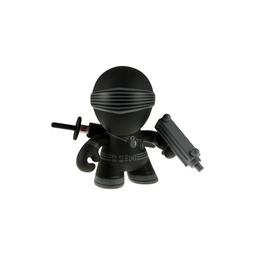 G.I. Joe The Loyal Subjects Series 1 Snake Eyes - Mini Blind Box Vinyl Figure ()