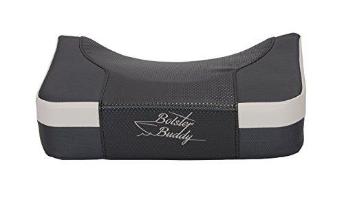Gray Bolster Seat - 4