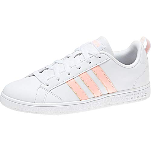 Adidas Femme 000 De blanco Chaussures Fitness Advantage Vs Blanc ACr1qA