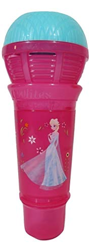 COOLITES Disney Frozen Elsa Anna Toy Light Up Microphone -  lb