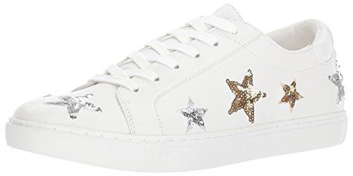 Kam New Med Stjerne Cole Patcher Mote Hvite 11 York Kenneth Sneaker Kvinners 8pO5wqqI