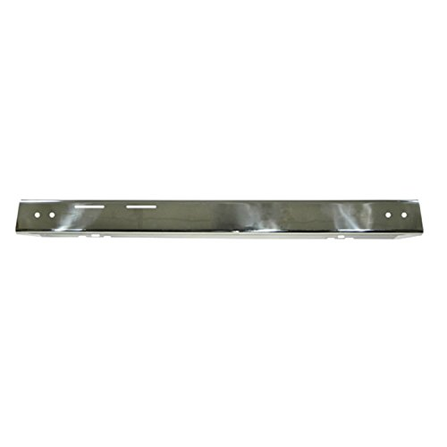 Rugged Ridge 11109.02 Stainless Steel Front Bumper (Front Bumper Overlay)