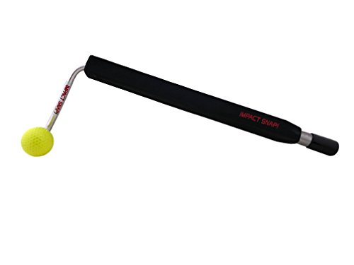 IMPACT SNAP Golf Swing Trainer and Practice Training Aid - Right Handed (Best Golf Swing Trainer Reviews)