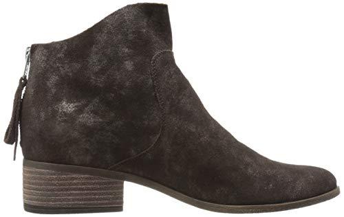 Leder Bracken Rund Lucky Fashion Stiefel Pumps Frauen Brand Lahela pqXZBvw