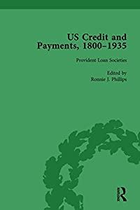US Credit and Payments, 1800–1935, Part I Vol 2 (Volume 1)