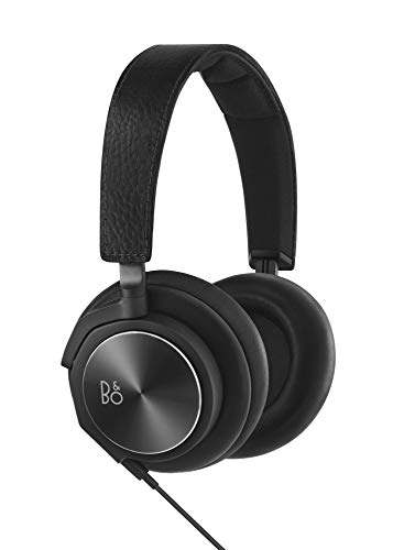 Bang Olufsen Beoplay H6 Over-Ear Headphones – Black