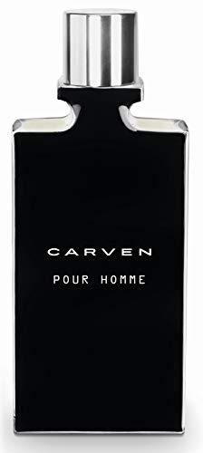 Carven Pour Homme Eau de Toilette Natural Spray, 3.33 Fl Oz
