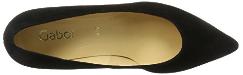 Gabor Escarpins Noir 17 Femme Fashion Shoes Gabor Schwarz 1FWcrH1